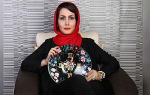 گفتگو اختصاصی با زهرا شیرافکن هنرمند صنایع دستی
