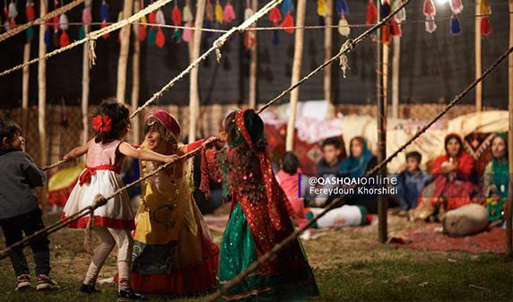 گزارش تصویری از مراسم عروسی سنتی قشقایی