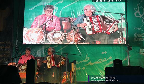گزارش تصویری از جشنواره هفته فرهنگی و اجتماعی سمیرم
