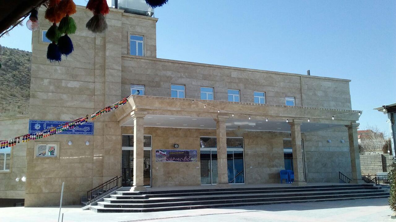 افتتاح بزرگترین مجتمع فرهنگی مذهبی ایلات عشایر در شهر صدرا